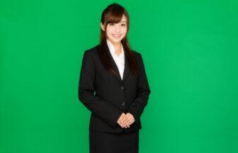 受付・秘書の女性イメージ